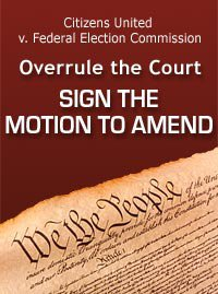 Amend the Constitution to End Corporate Personhood