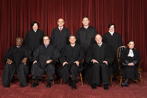 US Supreme Court Justices - Portrait