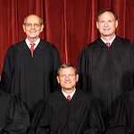 supreme court justices who decided citizens united