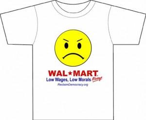 walmart, shirt, tshirt, anti walmart
