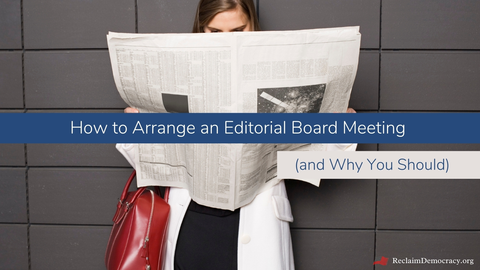 Editorial Board Meeting